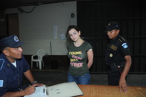 La Sirenita fue arrestada en 2012 y desde entonces ha paseado entre los tribunales y la prisión por los casos que enfrenta. (Foto: Archivo/Nuestro Diario)