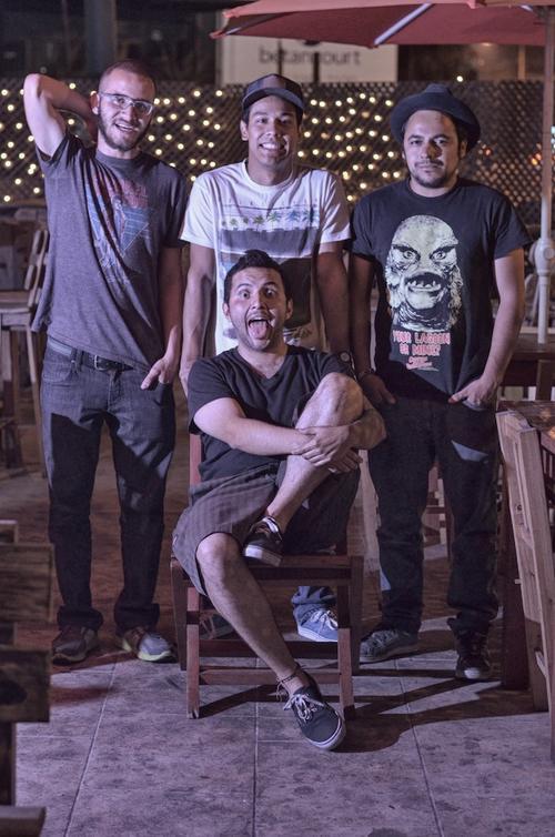 La banda realizará un concierto el 1 de marzo en El Gran Hotel. (Foto: Plataforma Celeste/Diego Tustep)