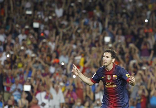 Los boletos para asistir al Camp Nou le generaron 117.6 millones de euros al Barcelona en la temporada 2012/2013. (Foto: AFP)