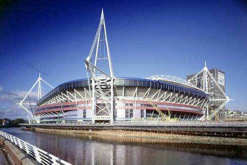 Será la primera vez que se compita una final de la Champions en el estadio Millennium de Cardiff. (Foto: Pinterest)