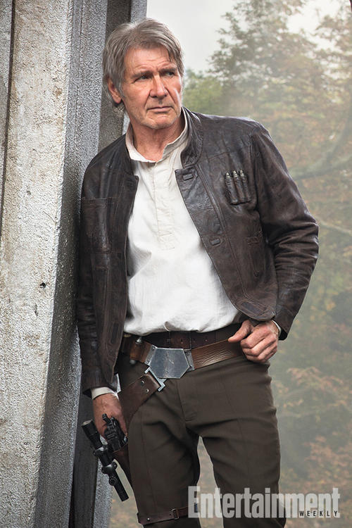 La chaqueta es uno de los símbolos de identidad del intrépido piloto Han Solo. (Foto: Entertainment)