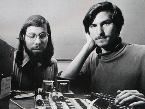 Steve Jobs a sus 25 años. (Foto: businessinsider.com)
