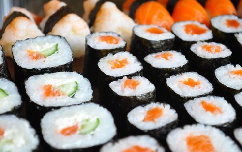 Las listas de compras de la SAAS incluyen ingredientes para sushi y otras comidas asiáticas. (Foto: Kooma)