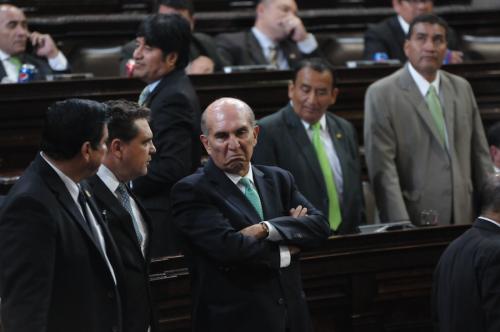 Taracena se supo adaptar a los tiempos después de las manifestaciones del 2015. (Foto: Jesús Alfonso/Soy502)
