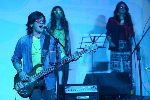 El cantautor sorprendió con nueva música a los asistentes. (Foto: Selene Mejía/Soy502)