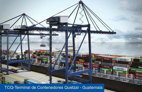 Imagen del proyecto de TCQ en Puerto Quetzal, Escuintla. (Foto: www.tcq.com.gt)