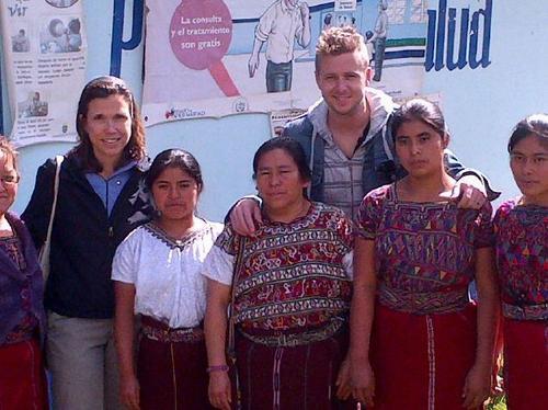 """""""Cuando nos enteramos de esta campaña, supimos que teníamos que formar parte de ella"""" Ryan Tedder, Vocalista (Foto: Save The Children)"""