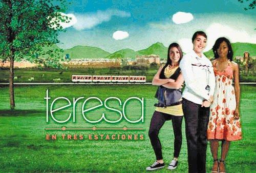 La telenovela socialista Teresa en tres estaciones, fue financiada por el Fondo de Responsabilidad Social de Conatel. (Foto: Internet)