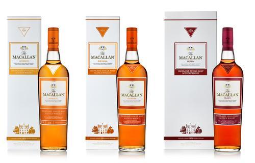 The Macallan es uno de los whiskies que estará disponible todos los miércoles de mayo a julio en el Maya Lounge del Hotel Intercontinental. (Foto: Distribuidora Alcazarén)