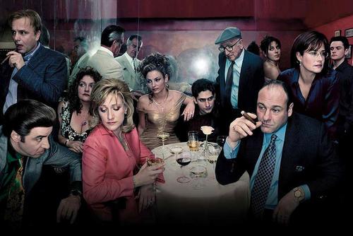 La serie The Sopranos emitió su primer episodio el 10 de enero de 1999 y su último episodio el 10 de junio de 2007.