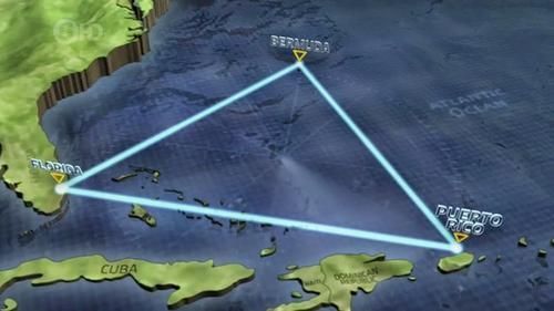 El Triángulo de las Bermudas. (Foto: lifenlesson.com)