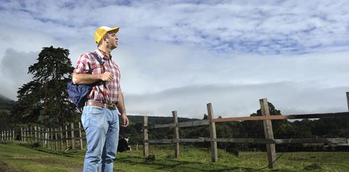 """La película """"Maykol Jordan de viaje perdido"""" es un fenómeno en Costa Rica. (Foto: La Nación)"""