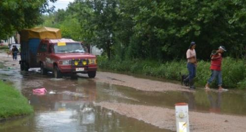 Más de 100 personas han sido evacuadas por inundaciones. Foto: El Observador/Soy502