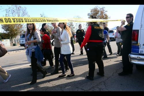 El teléfono que ha generado la polémica es de uno de los pistoleros del incidente de San Bernardino. (Foto: AFP)