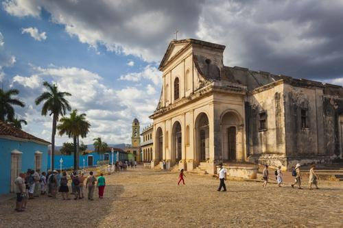 Trinidad es una de las ciudades coloniales mejor conservadas de toda América, por lo que fue nombrada patrimonio mundial de la Unesco en 1988. (Foto: Getty Images)