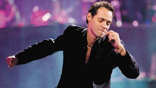 Marc Anthony lanza sus éxitos en versión de canciones de cuna. (Foto: AFP)