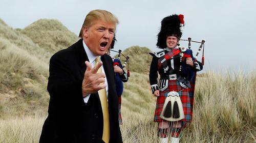 En una ciudad inglesa es legal matar a un escocés, siempre y cuando se haga con un arco y una flecha. (Foto: actualidad.rt.com)