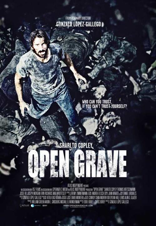 """La película """"Tumba abierta"""" se grabó en Italia en 2013."""