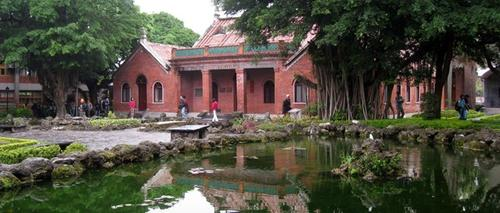Interior de la Universidad de Alethei en Taipéi. (Foto: turismotaiwan.com)