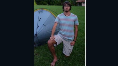 El turista fue encontrado luego de 12 días desde su desaparición. (Foto: cnnespanol.cnn.com)