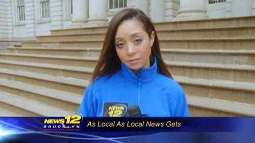 Kena Johnson trabaja para un canal de noticias local en Nueva York. (Foto: eldiariony.com)