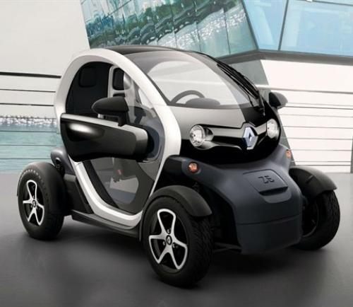 Renault Twizy. (Foto: Renault Gt)