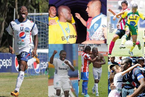 """""""Tyson"""" ha jugado en Guatemala con Comunicaciones, Jalapa y la Universidad de San Carlos. Hace unos años abanderó una denuncia contra el racismo en el fútbol."""