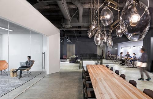 Estas son las oficinas de Uber. (Foto: helsinki Design Week)