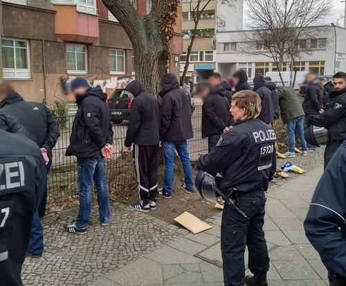 Varios ultras de ambos equipos han sido detenidos por las autoridades. (Foto: Hooligans TV)