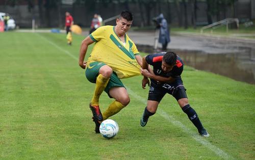 La Usac no pudo en casa y terminó empatando 1-1 frente a Petapa en el estadio Revolución. (Foto: Nuestro Diario)