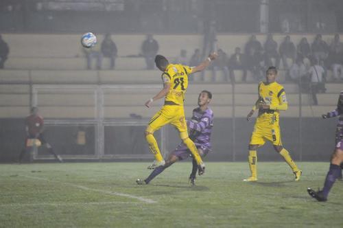 Marquense vino de atrás y consiguió igualar 1-1 frente a Antigua en el Marquesa de la Ensenada. (Foto: Nuestro Diario)
