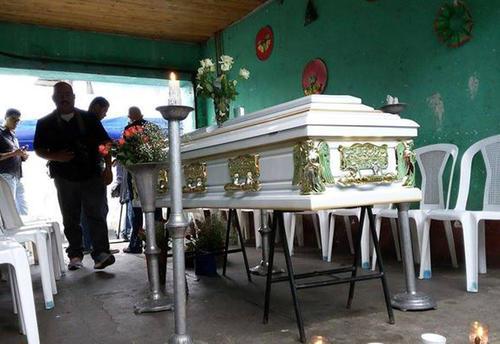 El menor falleció el 4 de julio tras complicaciones generadas por los golpes de la caída. (Foto Nuestro Diario)