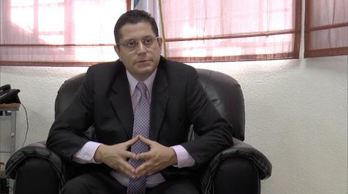 El Viceministro resaltó que buscan crear un programa que no se preste a que cada gobierno que venga lo modifique a su conveniencia. (Foto: Alejandro Balán/Soy502)