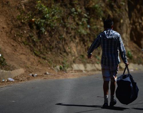 Muchos jóvenes huyeron de este Hogar que nunca fue seguro. (Foto: Jesús Alfonso/Soy502)