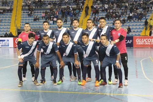 Guatemala avanzó a la semifinal al derrotar a Honduras. (Foto: UNCAF)