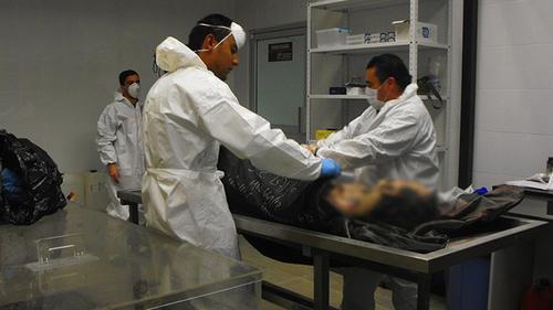 Este es un gran paso para la ciencia forense. (Foto: Alejandro Hernández)