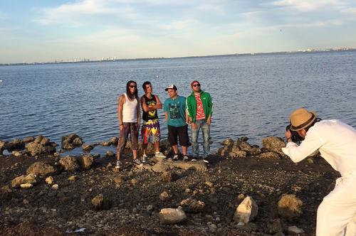 """Viernes Verde grabó el video de """"Dicen Que"""" en Miami. (Foto: Viernes Verde)"""