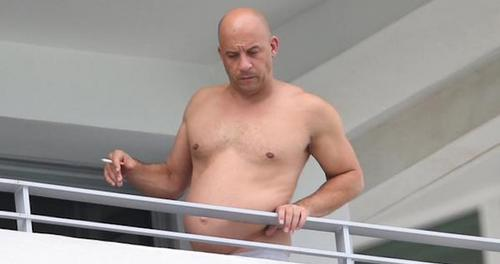 Vin Diesel y su aspecto actual. (Foto: eldiariony.com)