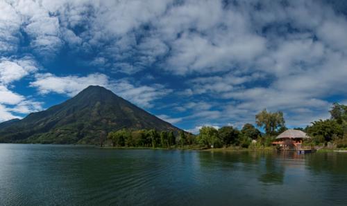 Así puedes relajarte en Santiago Atitlán. (Foto: Hotel Bambú)