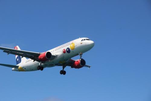 La aerolínea colombiana afirma que si los pasajeros aguantan una hora en bus. (Foto: Hangar Central)