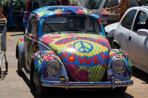 El escarabajo formó parte importante de la cultura hippie de los años 60. (Foto: todoautos.com.pe)