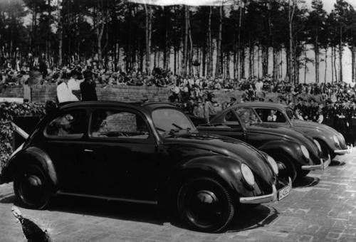 Estos son los primeros 3 modelos de Volkswagen que salieron en los años 30. (Foto: wyrk)