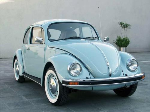 El diseño del escarabajo trascendió con el tiempo. (Foto: faliyportugato)