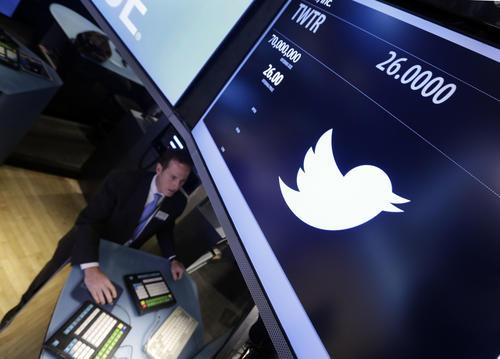 Twitter reportó este martes una pérdida de 132 millones de dólares durante el primer trimestre, mientras la facturación más que se duplicó y el número de usuarios creció a 255 millones. (Foto: Archivo)