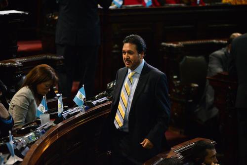 El exdiputado Gudy Rivera fue acusado de presionar a la jueza Claudia Escobar para que emitiera un juicio a favor de Baldetti. (Foto: Wilder López/Soy502)