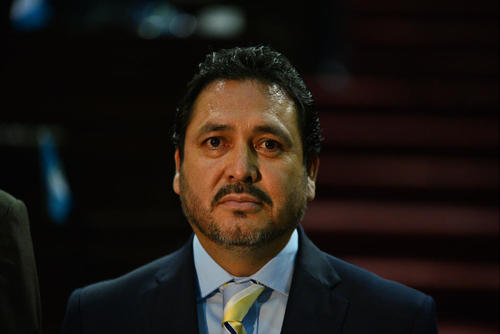 El diputado Gudy Rivera no logró su reelección por enfrentar un proceso de antejuicio. (Foto: Archivo/Soy502)