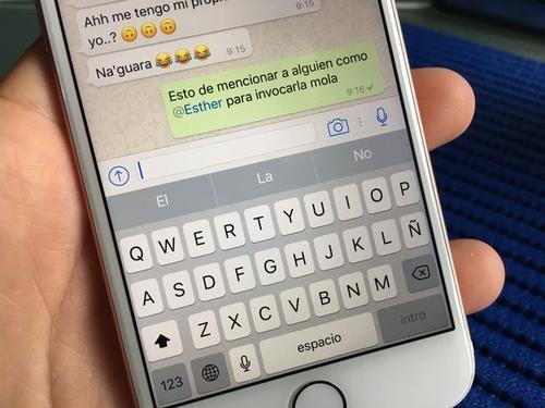 Así funcionará la nueva herramienta de WhatsApp. (Foto: lavozdegalicia.es)