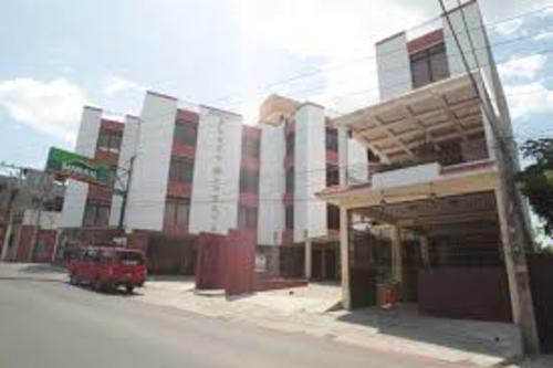 Según el MP, el edificio de Hichos está valorado en 9 millones de quetzales. (Foto: MP)