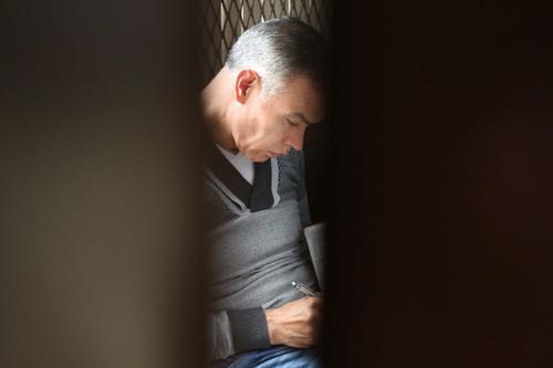 El expresidente del IGSS, Juan de Dios Rodríguez, es uno de los acusados. (Foto: Alejandro Balán/Soy502)