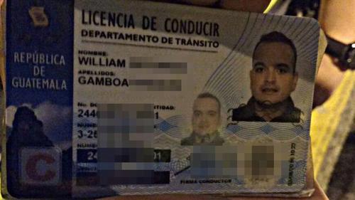 Según los agentes involucrados, el conductor los amenazó si no lo dejaban circular. (Foto: PMT)